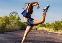 Trening gibkościowy