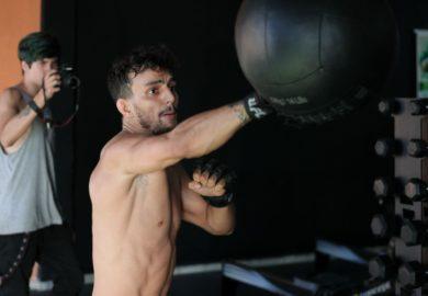 Trening bikini na pięknie wyrzeźbione ciało